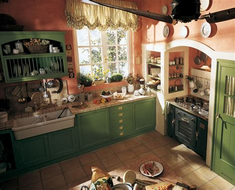 Marchi Group  English Countrystyle Kitchen Old England