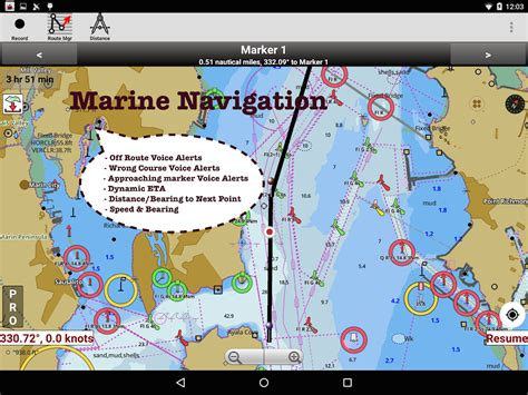 Boat Safety Videos Free by I Boating Marine Navigation Maps Nautical Charts