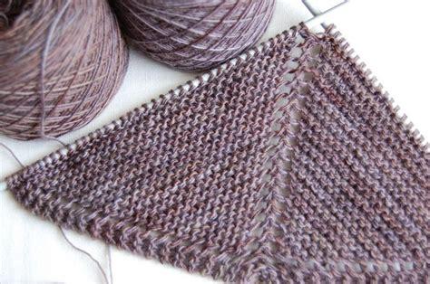 tricoter un chale facile tricot tricot shawl and crochet
