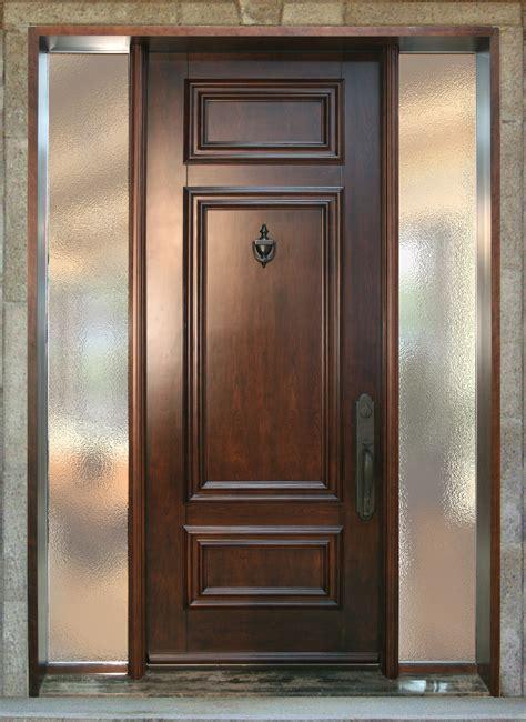 porte bois exterieur paul decoration