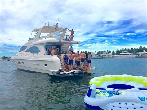 Jet Ski Boat Miami by Miami Boat Rentals South Florida Yacht Charters
