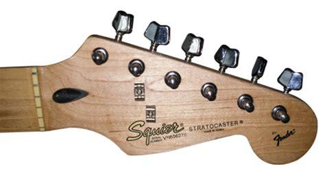 Korean Fender Serial Numbers  Your Complete Guide