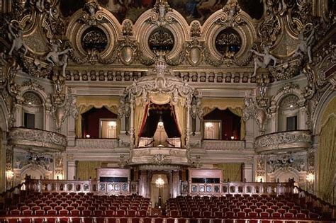 monaco picture the monte carlo opera salle garnier