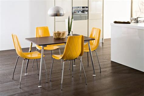 Contemporary Colourful Kitchen Chairs  Lifestyle Mezé