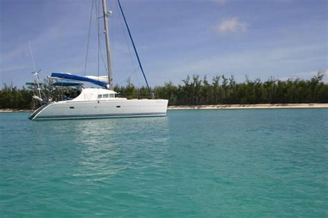Catamaran To Bahamas From Miami by 41ft Cruising Sailing Catamaran Yacht For Charter In Miami