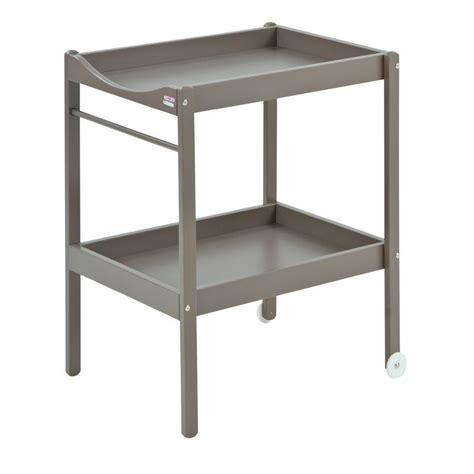 table 224 langer bois massif laqu 233 e taupe de combelle