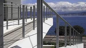 Geländer Mit Seil : drahtseil f r gel nder haus pinterest drahtseil gel nder und balkongel nder ~ Markanthonyermac.com Haus und Dekorationen