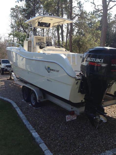 Catamaran For Sale Massachusetts by World Cat Boats For Sale In Massachusetts