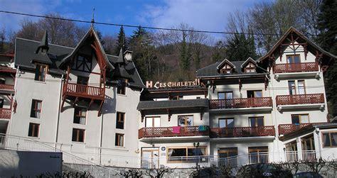 hotel les chalets school ski trip accommodation