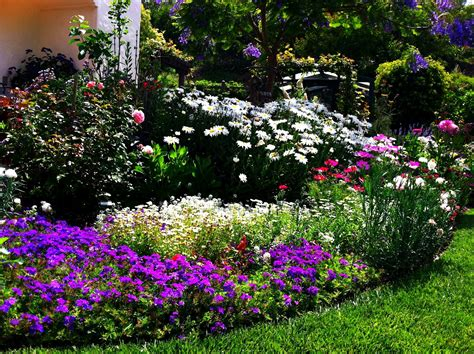 grow it now five simple steps to designing beautiful flower beds