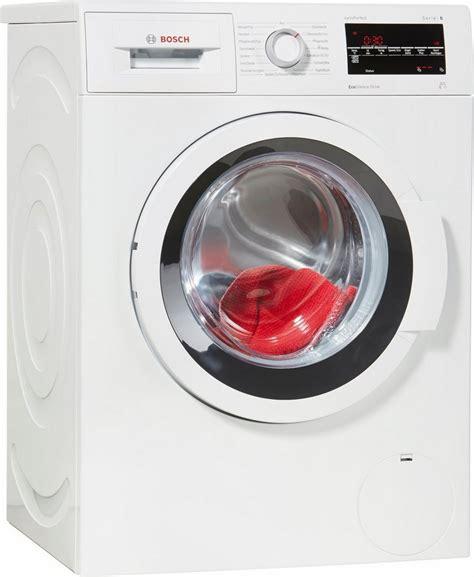 BOSCH Waschmaschine Serie 6 WAT28410, A+++, 7 kg, 1400 U