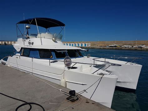 Catamaran A Vendre Suisse by Achat Vente Catamarans Occasion Maryland 37 Multicoques Mag
