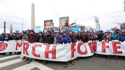 'march For Life' In Washington