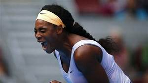Tennis - Serena Williams wins 70th match of the season