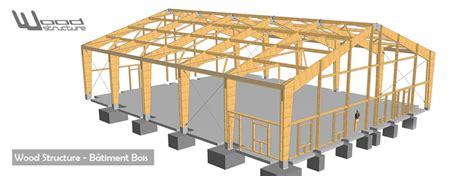 bureau etude bois wood structure