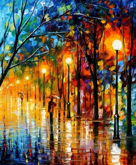 Paintings By Leonid Afremovso Bold And Colorful