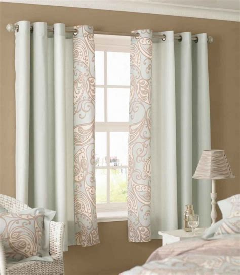 curtain designs for windows green pattern curtains brown