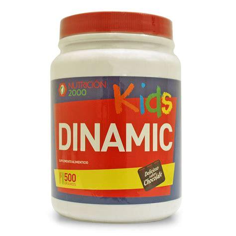 Dinamic Kids 500 G  La Panza Es Primero