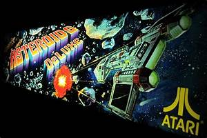 Arcade Specialties | Asteroids Deluxe Video Arcade Game ...