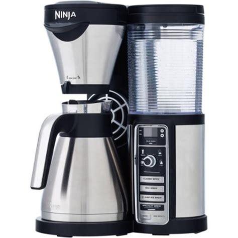 Ninja Coffee Bar Auto iQ Brewer with Thermal Carafe, CF085   Walmart.com