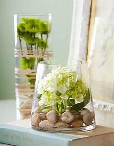 Einfache Herbstdeko Tisch : glas deko stilvoll und wundersch n ~ Markanthonyermac.com Haus und Dekorationen