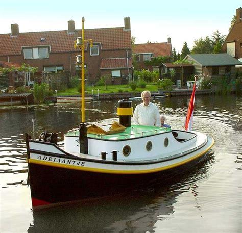 Opduwer Schlepper opduwer adriaantje boats pinterest schlepper boote