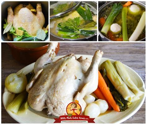 recette de la poule au pot petits plats entre amis
