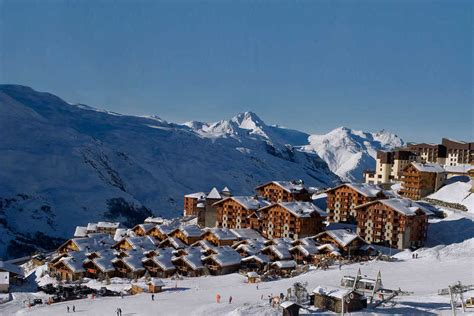 les menuires ski resorts ski solutions