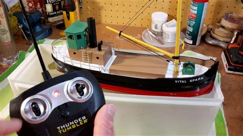 Model Steam Boat Youtube by Building A Miniature Model Clyde Puffer Steam Boat Youtube