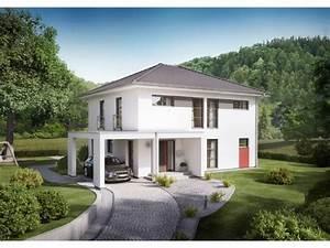 Moderne Häuser Walmdach : innovation r haus r140 2 v26 einfamilienhaus von rensch haus gmbh hausxxl stadtvilla ~ Markanthonyermac.com Haus und Dekorationen