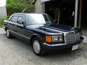 Mercedes Benz 300SE(w126) '1989 - YouTube