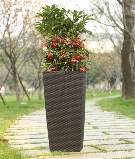 large square pots plastic flower pots outdoor flower pot view outdoor flower pot