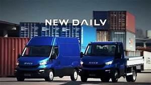 NEW DAILY. VAN OF THE YEAR 2015. TV Commercial - YouTube