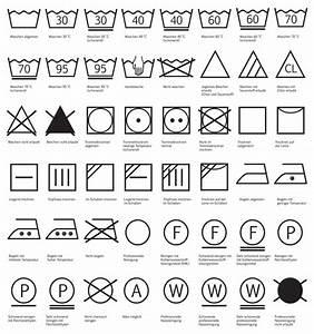 Nicht Schleudern Waschsymbol : waschsymbole welches bedeutet genau was ~ Markanthonyermac.com Haus und Dekorationen