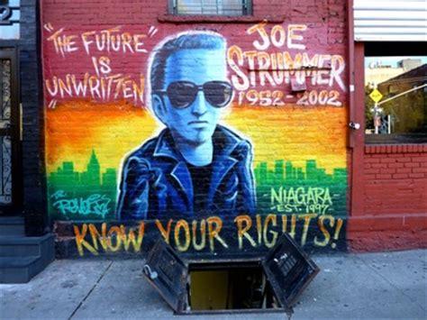 joe strummer mural avenue a 7th 2010