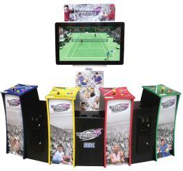 sega amusements arcade catalog s z sega arcade arcade machines and redemption