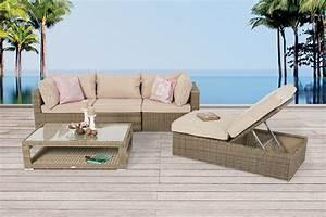 Rattanmöbel Garten Lounge : gartenm bel rattanm bel rattan lounge online kaufen ~ Markanthonyermac.com Haus und Dekorationen