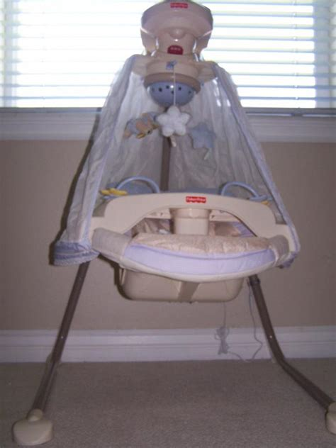 100 fisher price cradle swing baby fisher price