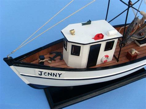 Shrimp Boat Jenny by Buy Wooden Forrest Gump Jenny Model Shrimp Boat 16 Inch