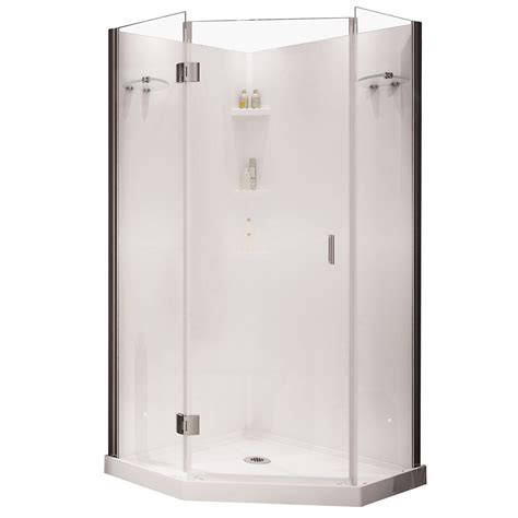 Shower Stalls & Kits  The Home Depot Canada. Garage Door Opener Parts Craftsman. Blue Max Genie Garage Door Opener. Craftsman Assurelink Garage Door Opener. Accordion Door With Lock. Lube Garage Door. Hinge To Keep Door Open. Sliding Patio Door Blinds. Front Door Glass Replacement