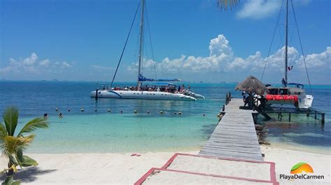 Isla Mujeres By Catamaran by Review Of Catamaran From Cancun To Isla Mujeres We Saved 15