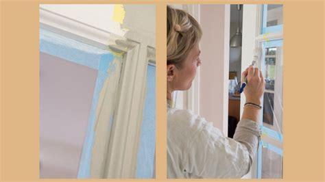 peindre un bayad 232 re sur une porte vitr 233 e int 233 rieure