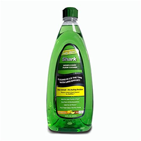 shark wood and floor cleaner 28 ounce concentrate new