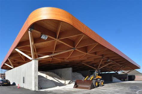 Highway Support Center  24h Architecture Archdaily