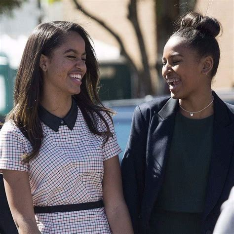 Malia And Sasha Obama Were Loaned By Their Real Parents So