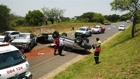 Boat Accident Umkomaas by Vehicle With Trailer Overturns On R37 2 Road Safety Blog