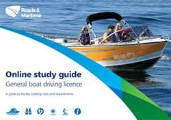 Boat License Handbook Nsw by Boat Licence Online Study Guides Boat Or Personal