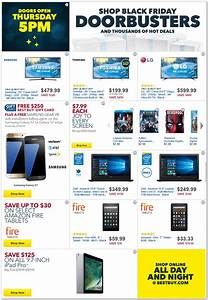 BestBuy Black Friday 2017 Ads, Deals and Sales