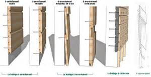 les bardages comprendre comptoir des bois