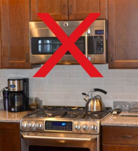 14 Best Microwave Placement Options Images On Pinterest